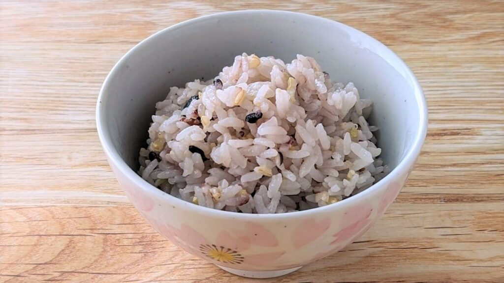 【食レポ】雑穀米「kokuu」はグルテンフリーの美容ごはん