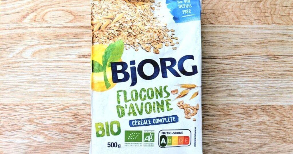 【食レポ】ビオルグ「有機オートミール 」はクセが少なく食べ方広がる
