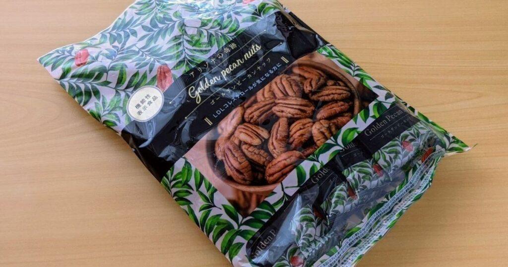 【食レポ】ピーカンナッツ「アリゾナの奇跡」で最強のナッツを堪能
