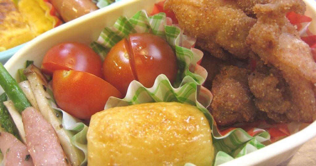 【マンネリ・栄養】お弁当作りの苦痛を和らげるコツ【手間・面倒】